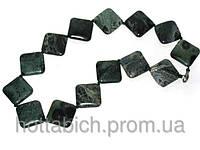 Ожерелье  нарядное агат