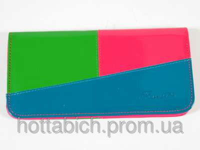 Разноцветные кошельки