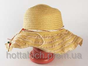 """Шляпа плетеная """"Нэтьюэль"""""""