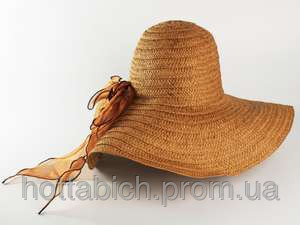 "Шляпа коричневого цвета ""Силько"""