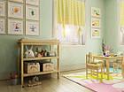 Пеленальный столик Woodman, цвет -  шоколад., фото 2