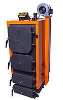 Жаротрубный котел длительного горения Донтерм ДТМ КОТ-17Т / Donterm Turbo 17 кВт
