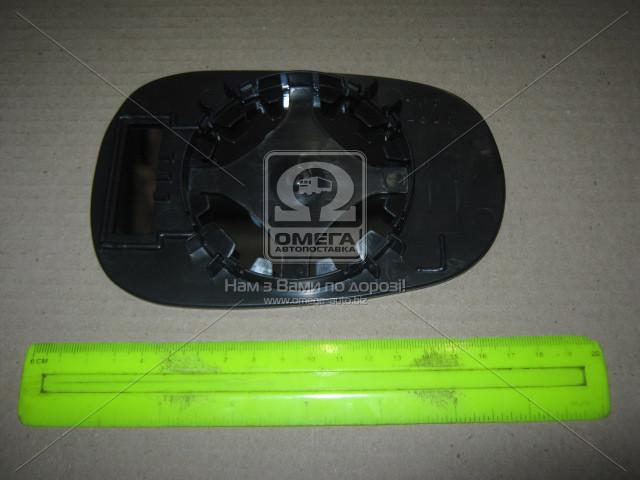 ⭐⭐⭐⭐⭐ Вкладыш зеркала левый = правый ДАЧА LOGAN -08 SDN (производство  TEMPEST) РЕНО,МЕГAНЕ,МЕГAНЕ  1,ЦЛИО  2, 018 0132 431