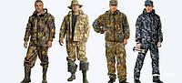 Костюмы Весна-осень, камуфляжные, для рыбаков и охотников