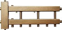 Распределительный коллектор СК 332.125 на 3 контура с гидроуравнивателем СК-26