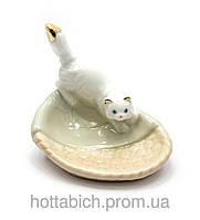 Котенок фарфор
