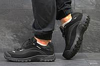 Мужские термо кроссовки Salomon Soft Shell,черные , фото 1