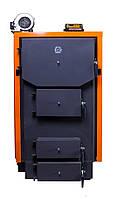 Промышленный твердотопливный котел длительного горения Донтерм ДТМ КОТ-65Т / Donterm Turbo 65 кВт