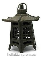 Подсвечник чугун Пагода