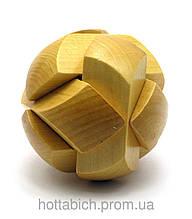 Интересная головоломка из дерева