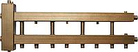 Распределительный коллектор СК 432.125 на 4 контура с гидроуравнивателем СК-26