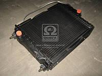 Радиатор водяного  охлаждения  МТЗ с двигатель  Д-240 (4-х рядный  ) (TEMPEST)