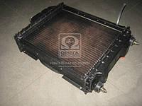 Радиатор водяного  охлаждения  МТЗ с двигатель  Д-240 (4-х рядный  ) медн.(TEMPEST)