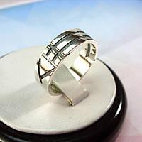 Кольцо Атлантиды серебро, фото 1