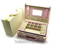 Шкатулка чемодан для украшений