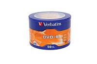 Verbatim DVD-R Matt Silver 4,7Gb 16x Bulk 50 pcs