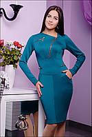 Платье женское в 2х цветах  IR Агат