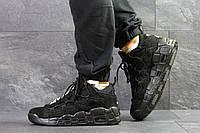 Кроссовки мужские Nike air Uptempo 96,черные, фото 1