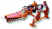 Выдвижной роторный культиватор FS 200 (горизонт. ножи)