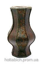 Ваза декоративная деревянная