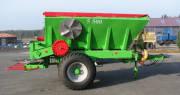 Разбрасыватель удобрений и извести RCW 5500 комплектация Short List