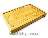 Деревянный стол для чайной церемонии