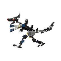 Конструктор трансформер 2 в 1 серии 304 дет. (8712) + Подарок, фото 3