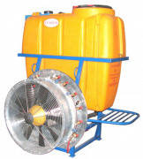 Опрыскиватель вентиляторный навесной для садов ОВС-600 (приставка Стандарт)