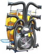 """Опрыскиватель вентиляторный навесной для садов ОВС-600С """"Октопус"""" (приставка Спрут)"""