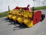 Агрегат почвообраб. комбинир. четырехрядный АПК-2,8, 70 см (гребнеобр+фреза)