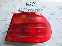 Фонарь правый Мерседес 210, Mercedes W210 A2108204464