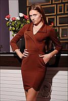 Платье женское в 3х цветах  IR Лидер