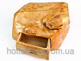 Деревянная шкатулка комод, фото 3