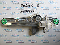 Стеклоподъемник задний правый опель Вектра С, Vectra C 24414777