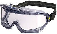 Очки защитные панорамные DELTA PLUS Venitex GALERAS венитекс галерас, фото 1