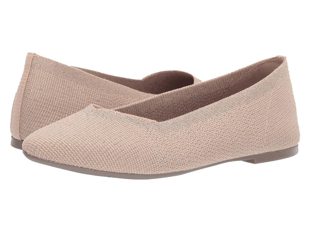 Туфли без каблука (Оригинал) SKECHERS Cleo - Skokie Natural
