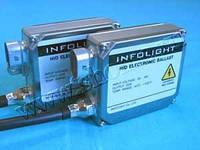InfoLight Комплектующие к ксенону InfoLight Expert (Тонкий блок розжига)