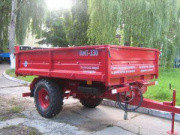 Напівпричіп БЗТДиА ПМТ-330 (на Беларус-320)