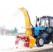 Оборудование снегоочистительное ФРС-200М (гидравл. поворот желоба, с ГХУ, 82.1)