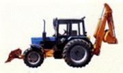 Экскаватор-бульдозер Амкодор-702ЕВМ-01