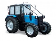 "Трактор лесохозяйственный ""Беларус"" Л1221"