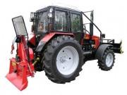 Трактор трелевочный ТТР-411 с 6тн лебедкой