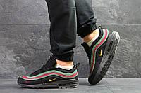 Мужские текстильные кроссовки Nike Air Max 1/97 Vf Sw, черные, фото 1