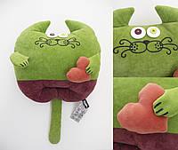 Дизайнерская игрушка Кот с сердцем
