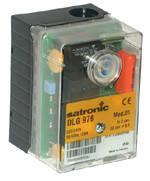 Устройство поджига. Satronic Блок управления горением DLG 976