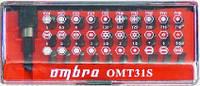 OMBRA Наборы инструментов OMBRA OMT31S Набор бит 31 предмет