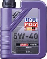 Liqui Moly Моторное масло Liqui Moly Diesel Synthoil 5W-40 1л