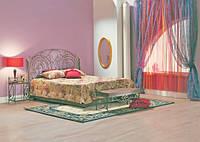 Эксклюзивные кованые кровати ручной работы