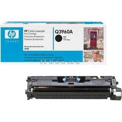Картридж HP Q3960A для принтеров HP Color LaserJet 2550, 2820, 2840  отпрвка через 2-3 дня