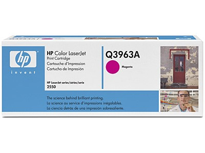 Картридж HP Q3963A для принтеров Color LaserJet 2550, 2800, 2820, 2840